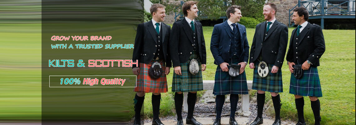 Kilts and Scottish