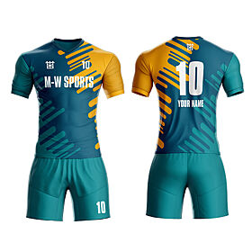 Soccer Uniform (Sublimation Printed)