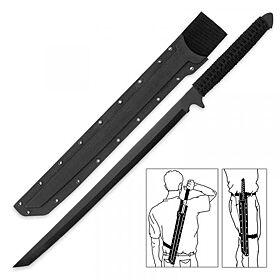 Timber Wolf Full Tang Ninja Sword